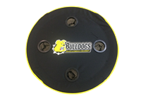 Bulldog Logo Folding Table