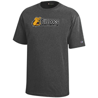 Champion Youth TLU Bulldogs Logo T-Shirt