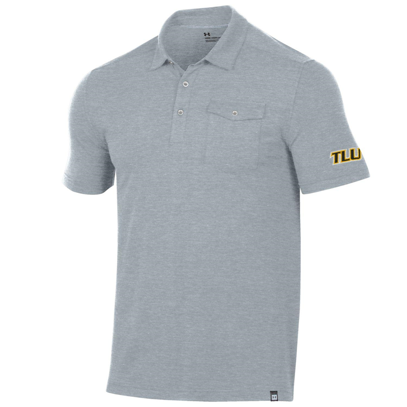 Under Armour TLU Charged Cotton Pocket Polo (SKU 101981867)