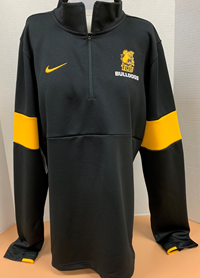Nike Tlu Bulldogs Coaches ½ Zip Pullover Sideline 2019