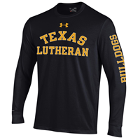 Under Armour Texas Lutheran Performance Cotton Long Sleeve Tee