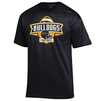 Champion TLU Football 2019 Tee