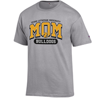 Champion Bulldogs Mom Tee