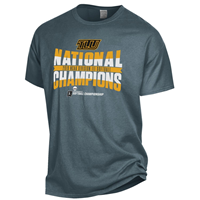 Comfort Wash TLU Softball National Champions Tee