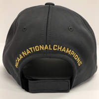 TOW TLU Softball National Champions Cap