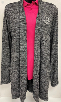 CI Sport TLU Ladies  Easy Fit Cardigan