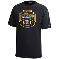 Champion TLU Football 2020 Tee