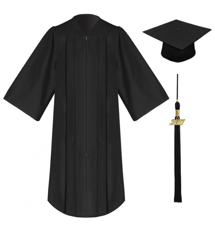 Oak Hall Gown, Cap & Tassel (SKU 1021709221)
